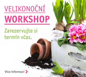 Workshop velikonoce