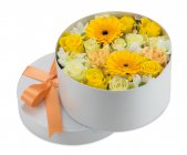 Box of flowers Johy