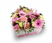 Box of flowers Elegance