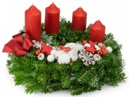 Advent wreath Makirosso